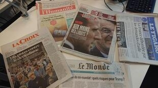 Diários franceses 30.08.2018