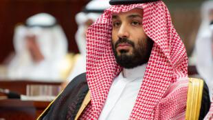 Mohamed Ben Salman (MBS) à Riyad, le 19 novembre 2018.