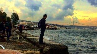 Illustration tirée de l'émission «Écouter Istanbul de l'aube à la nuit».