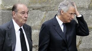 Former aide says Chirac and Villepin received cash from African leaders