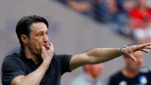 Niko Kovac, nouvel entraîneur du Bayern Münich