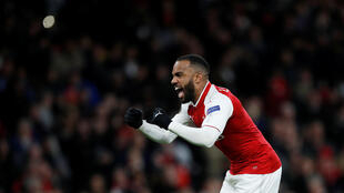 Alexandre Lacazette moved to Arsenal from Lyon at the start of the 2017/2018 season.