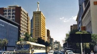Harare, capital of Zimbabwe