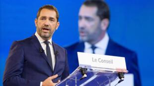 Christophe Castaner, novo ministro do Interior francês
