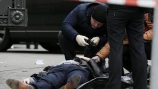 Ex-deputado assassinado havia sido condenado na Rússia por fraude