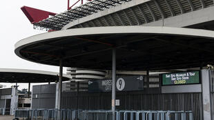 Serie A and all sport in Italy have been suspended until April 3.