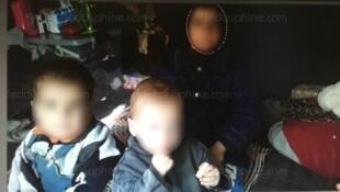 En marzo llegaron a París los tres primeros hijos huérfanos de combatientes franceses de Daesh, en Siria e Irak.