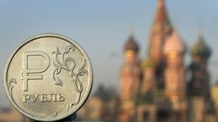 New US sanctions have pushed the ruble to a new two-year low
