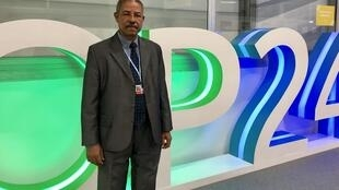 Arlindo Carvalho, Director-Geral do Ambiente de São Tomé e Príncipe