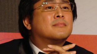 """Đạo diễn Hàn Quốc Park Chan Wook tranh giải tại Liên Hoan Phim Cannes 2016 với bộ phim """"The Handmaiden""""."""