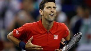 Novak Djokovic is seeking a record equalling sixth title at the men's end of season championships.
