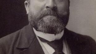 French Socialist leader Jean Jaurès, 1859-1914