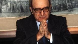 Roger Garaudy in 1981