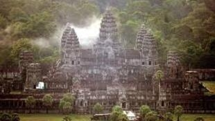 Le site d'Angkor, au Cambodge.