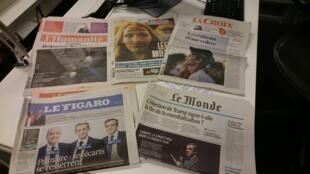 Diários franceses 14.11.2016