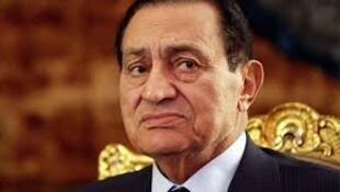 埃及前總統穆巴拉克
