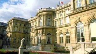 Министерство иностранных дел Франции