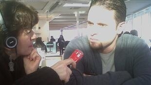 RFI's Alison Hird talks to Mourad Benchellali