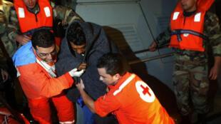 Les naufragés du Danny Two, au nombre de 83, seraient principalement des Philippins et des Pakistanais.