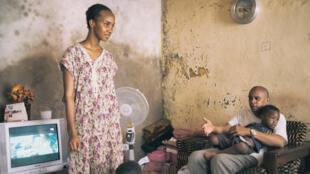 Emmanuelle Andrianjafy : « Sans titre » (issue de la série « Nothing's in Vain, 2014-2016), exposée aux Rencontres de Bamako. Biennale africaine de la photographie 2019.