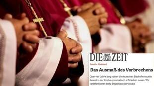 Segundo o jornal semanário Die Zeit, essa foi a primeira vez que a Igreja Católica alemã deixou que as investigações fossem feitas na sua esfera interna.