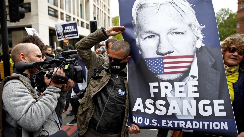 L'audience de Julian Assange sur son extradition vers les États-Unis débutera la semaine prochaine