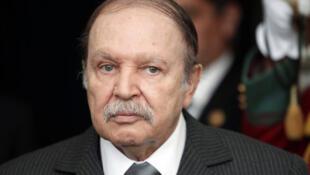 Algerian President Abdoulaziz Bouteflika