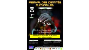 Le festival des identitées culturelles se tien jusqu'au 10 novembre 2018 à Ouagadougou.