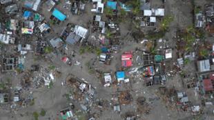 A tragédia do ciclone Idai torna-se cada vez mais dramática