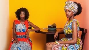 The Fundafunda sisters, Tukiya and Sekayi, founders of MaFashio.
