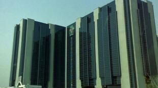 Shalkwatar babban bankin Najeriya na CBN, dake Abuja