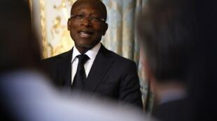 Patrice Talon, président du Bénin.