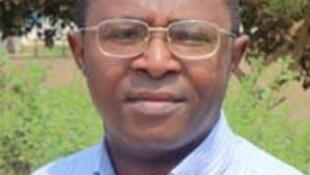 José Marcos Mavungo, activista angolano