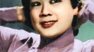 Nữ nghệ sĩ Thanh Hương (DR)