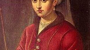 Roxelane, quý phi của quốc vương Suleiman Đại đế.