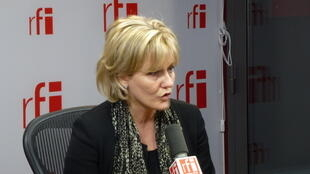 French MEP and former minister Nadine Morano.