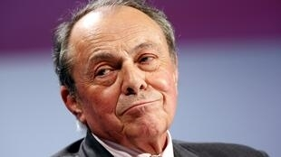 Former French prime minister Michel Rocard in 2008