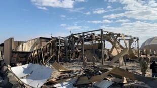 سپاه پاسداران ایران در تاریخ ۱۸ دی ماه، در واکنش به کشته شدن قاسم سلیمانی، پایگاه آمریکایی عین الأسد واقع در غرب عراق را هدف حملات موشکی قرار داد.