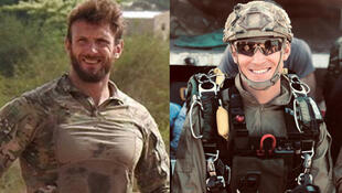 Elite officers Cédric de Pierrepont and Alain Bertoncello killed in rescue mission.