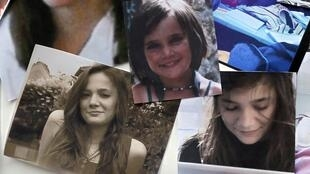 Agnès, 13, was murdered by a classmate in Chambon-sur-Lignon in 2011
