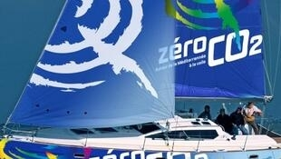 Veleiro Zero CO2