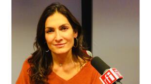Shirine Zirak, architecte et architecte d'intérieur.