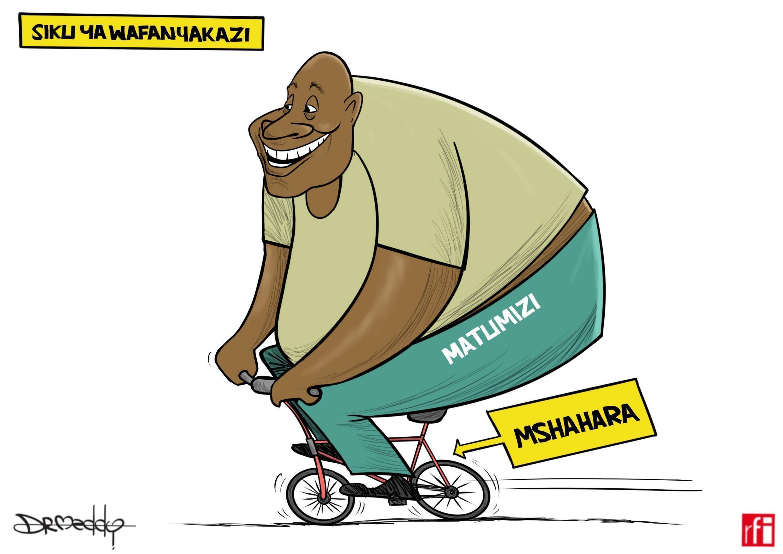 Sikukuu ya wafanyikazi Mei 1 2019: Mshahara mdogo lakini  matumzi makubwa