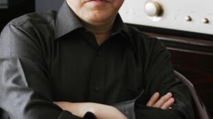 中国宪政学者,现哥伦比亚大学客座教授张博树。《改变中国:六四以来的中国政治思潮》一书的作者。