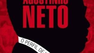 """Capa do livro """"Agostinho Neto, o perfil de um ditador. A história do MPLA em carne viva"""""""