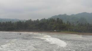 São João dos Angolares, distrito de Cauê, São Tomé