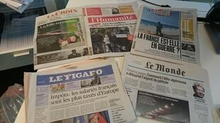 Diários franceses 26.07.2016