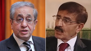 علي كشتگر و حسن شريعتمداري، فعال سياسي
