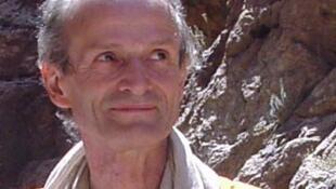Antoine Bouillon, ancien président du Mouvement anti-apartheid en France.