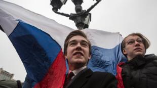«Забастовка избирателей» в Москве 28 января 2018